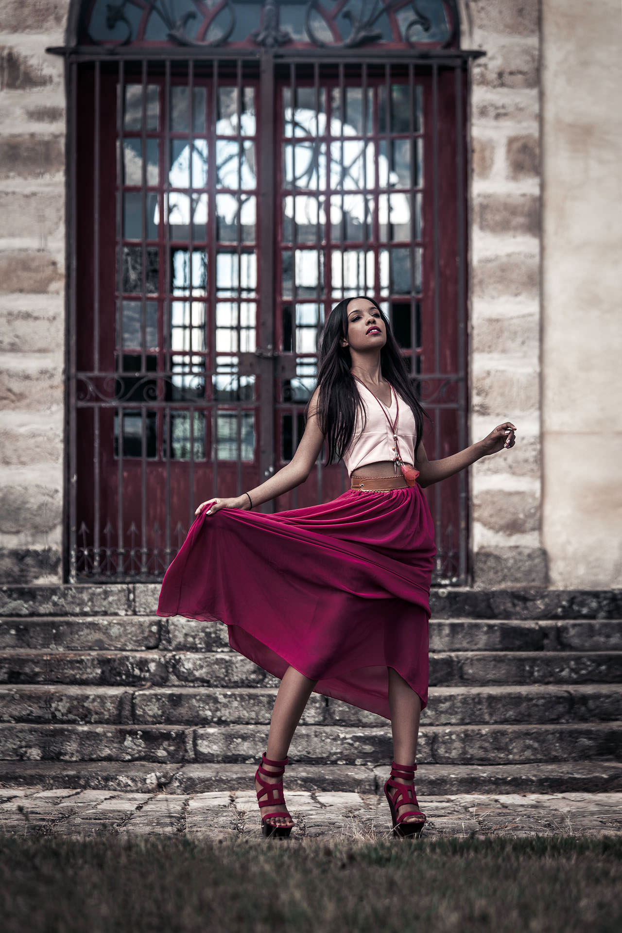 2015-08-21 - Imene Pauloin - Chateau Mesnil Voysin - 6985 - 1920px